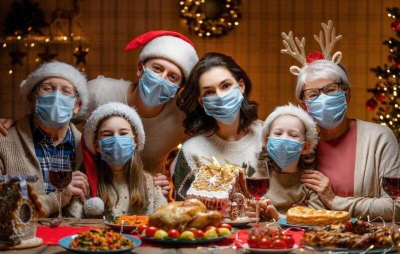 navidad covid consejos saludables vitaminas